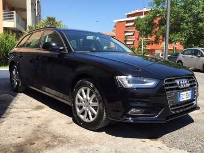 Audi A4 TDI for rent