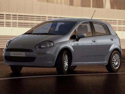 Fiat Punto for rent