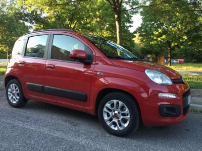 Fiat Panda 2014 for rent