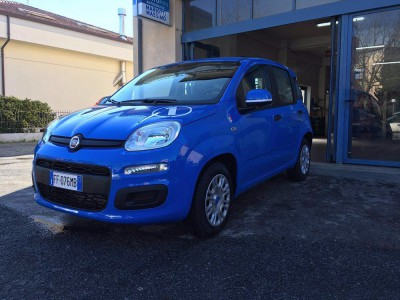 Fiat Panda 2016 for rent