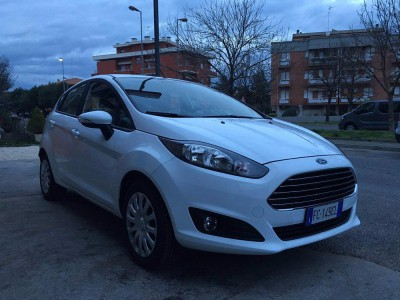 Ford Fiesta for rent