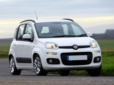 Fiat Panda 2012 for rent