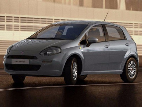 Fiat Punto for rent