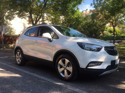 Opel Mokka for rent