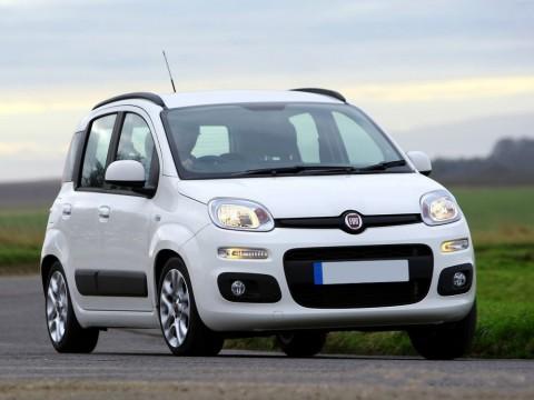 Fiat Panda 2012 a noleggio